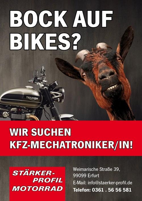 Zweiradmechatroniker