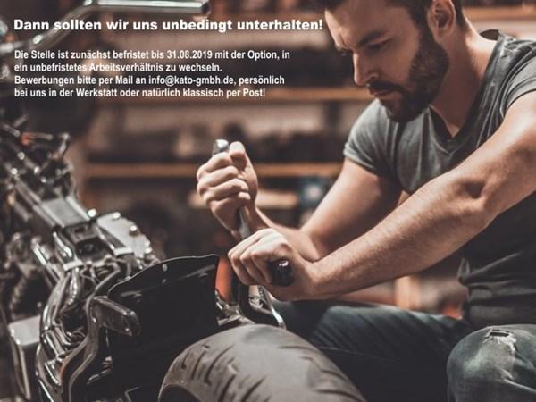 Mechaniker/in - Meister/in Motorrad
