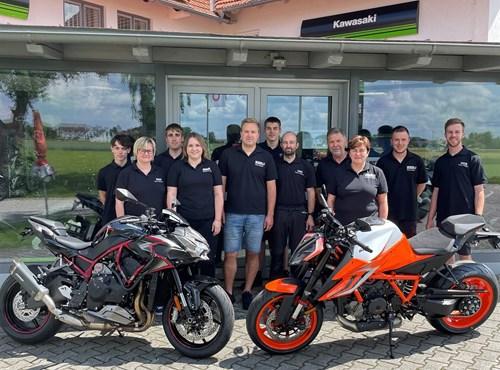 Motorradverkäufer (m/w/d) in Vollzeit