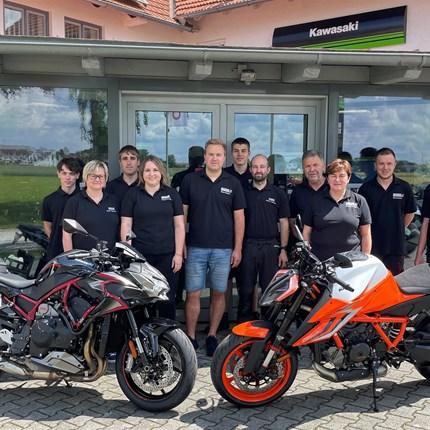 Motorradverkäufer (m/w/d) in Vollzeit Jobangebot vom 05.06.2020