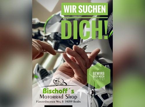 Zweirad-Mechatroniker/in und Ersatzteilverkauf