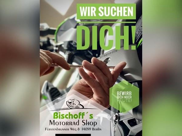Zweirad-Mechatroniker/in und Service/Annahme