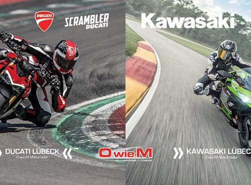 Meister im Bereich Motorradtechnik gesucht!