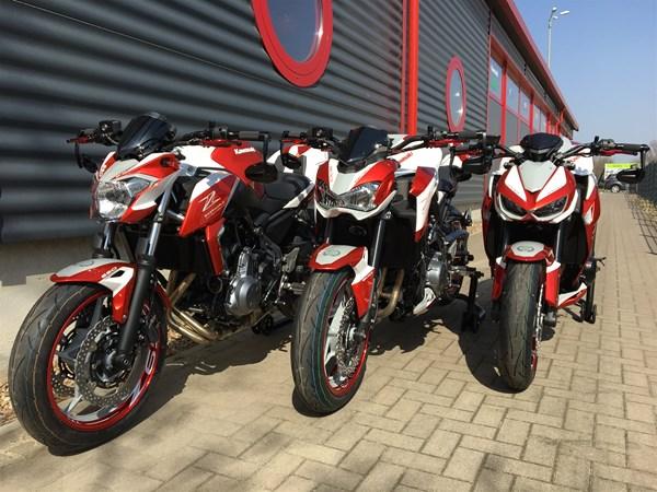 Motorradverkäufer m/w/d