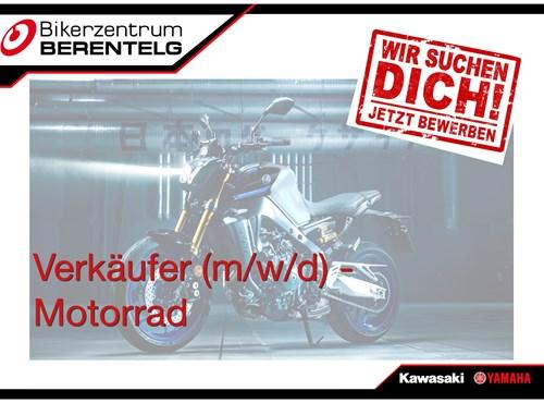Motorradverkäufer (m/w/d) gesucht