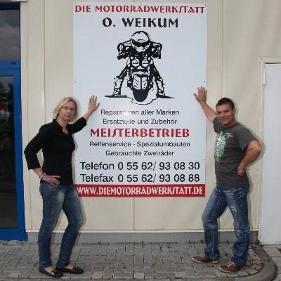 Oliver & Stephanie Weikum