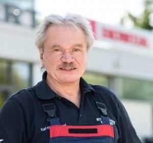 Karl Heinz Spiegel