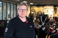 Sylvia Biewald- Menzel , Vertrieb Parts & Accessoires