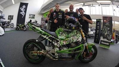 Das Team von motoXtreme!