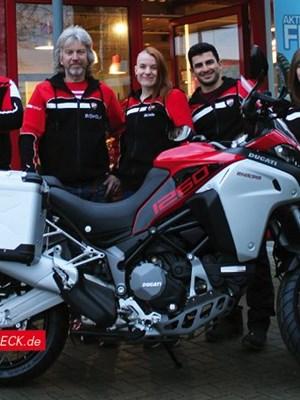 Team Ducati Lübeck - O wie M Motorräder