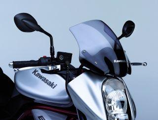 Kawasaki ER-6n Details