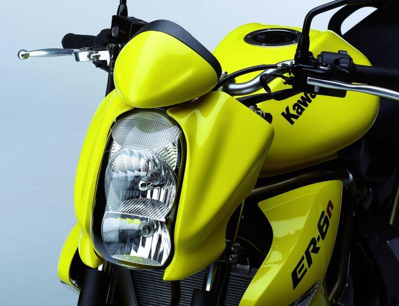 Kawasaki GPZ 500S - Testbericht und Eigenschaften bei yopi.de