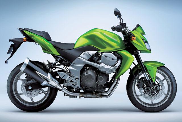 Kawasaki Z 750 2007 Modellnews