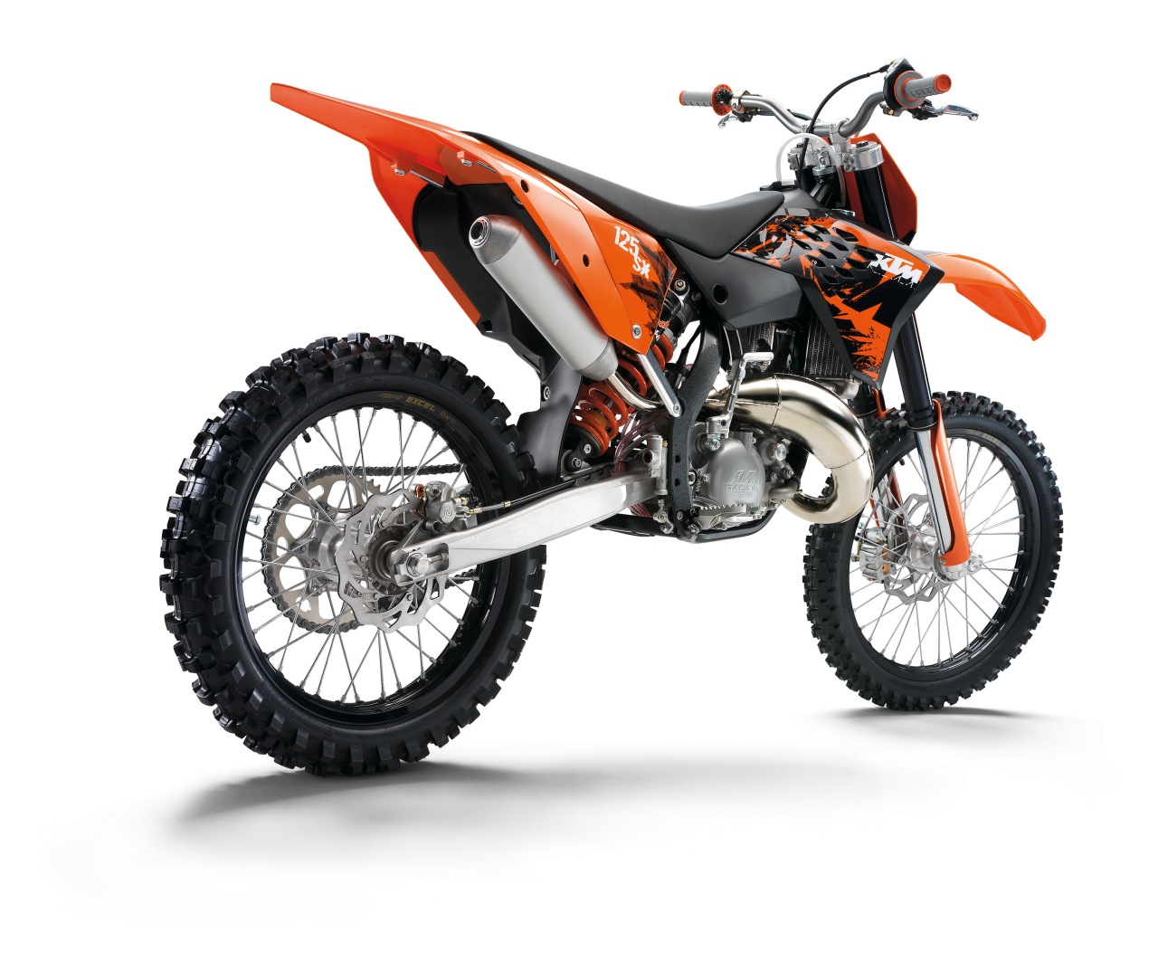 ktm motocross 2007 testbericht. Black Bedroom Furniture Sets. Home Design Ideas