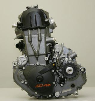 ktm 690 lc4 motor - motorrad news