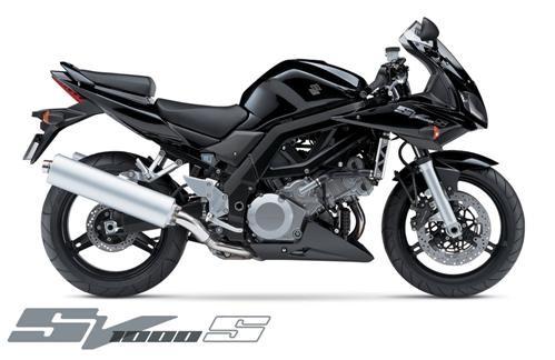Suzuki Svcustom Parts