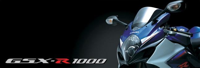 Suzuki GSX-R 1000 K7 Motor