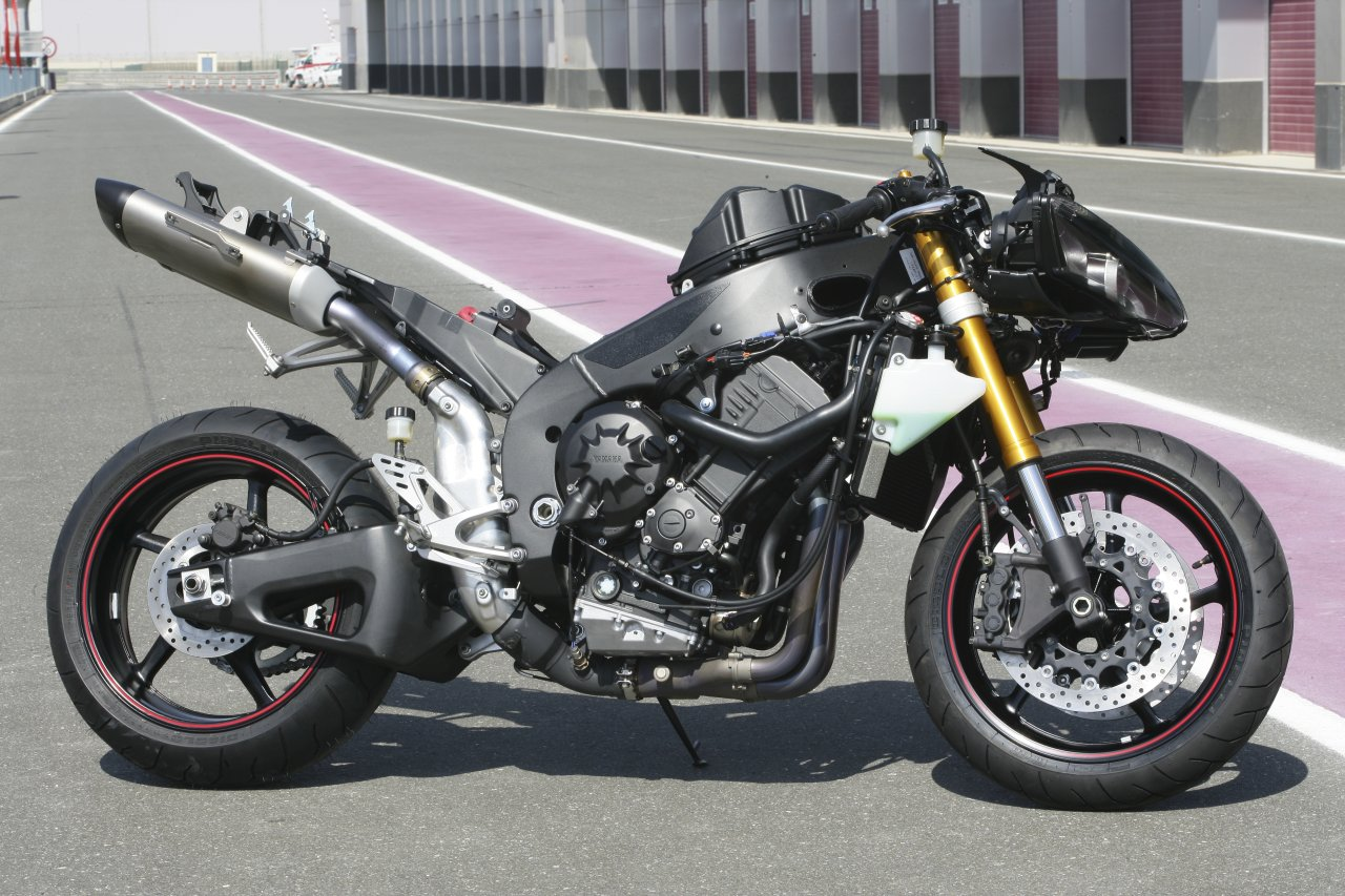Yamaha R1 - Modellnews