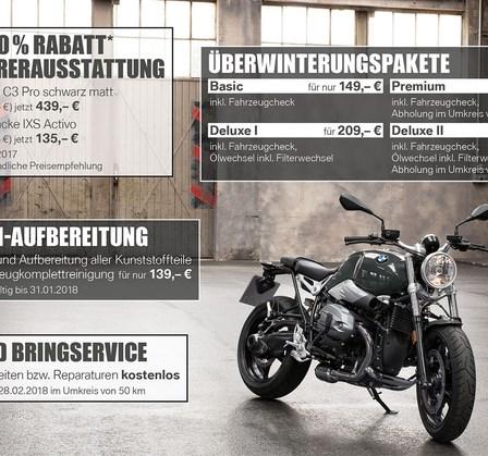 Attraktive Honda-Aktionen