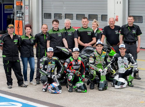 Kawasaki Schnock Team Motorex