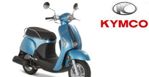Kymco 2019 alle Modelle im Überblick