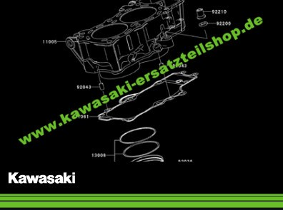 ERSATZTEILE Original Ersatzteile für Kawasaki und Husqvarna
