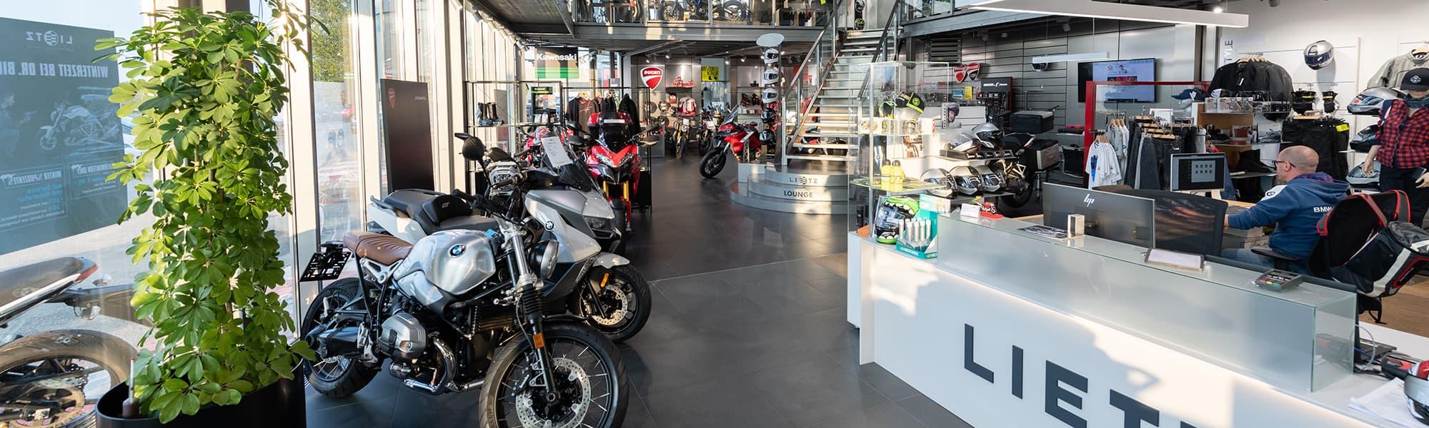 Motorrad Lietz