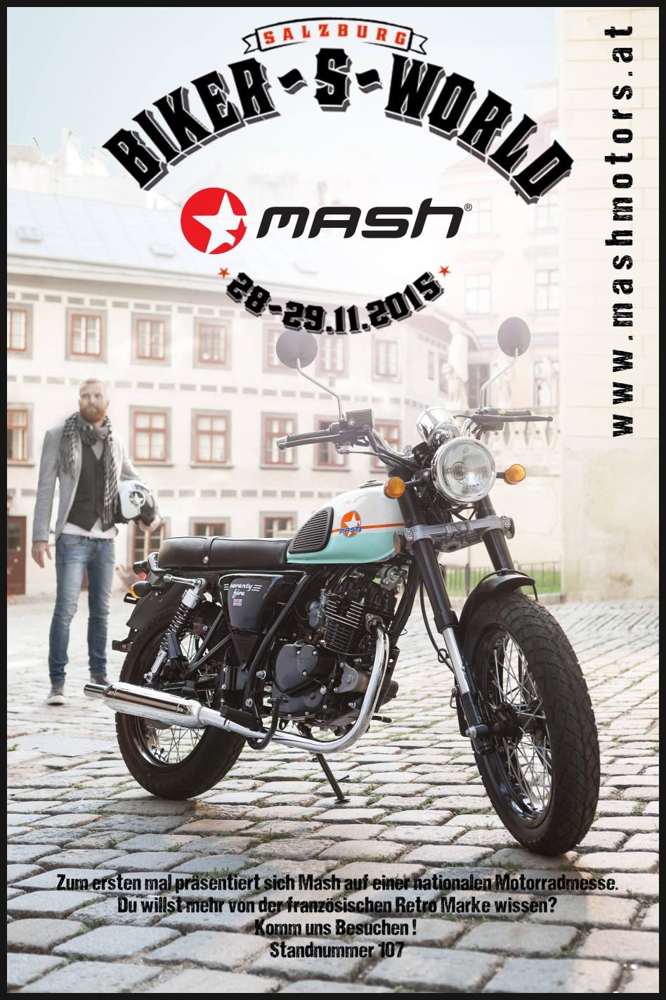MASH Biker-S-World