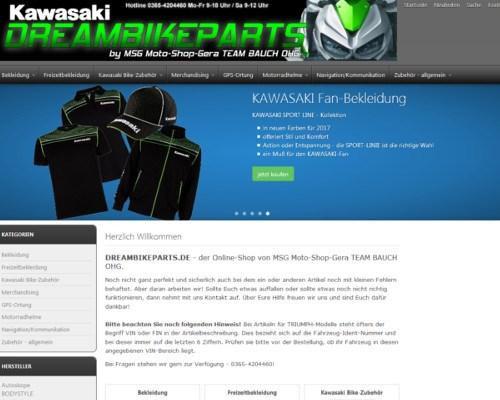 Onlineshop Unser Onlineshop