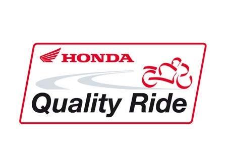 Anschlussgarantie für Honda Bikes