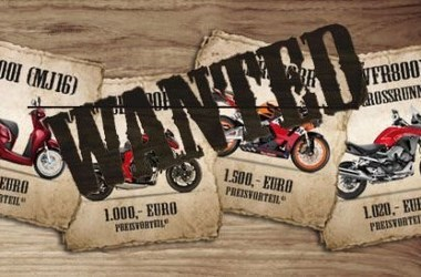 Wanted Aktion