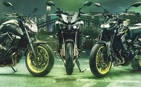 Motorrad Vermietung