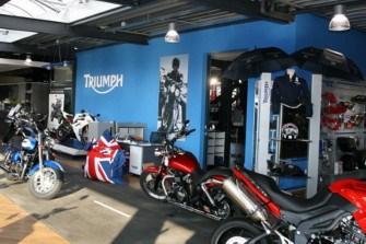 Location Triumph World EMS-Vechte