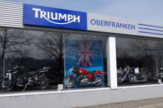 Location Triumph World Oberfranken
