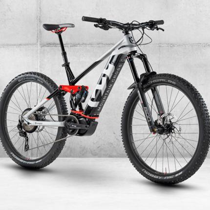 E-bike Neumarkt E – Husqvarna MC5