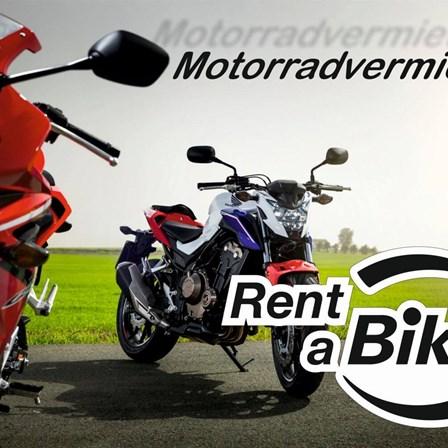Motorradvermietung - Motorrad Streifeneder