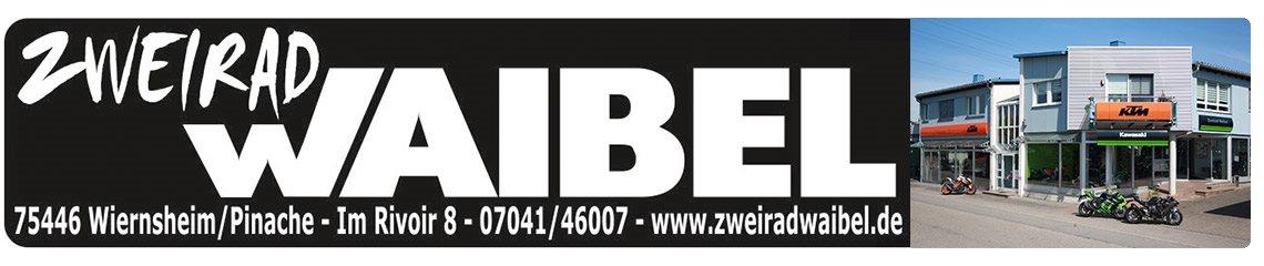 Zweirad Waibel GmbH & Co. KG Logo