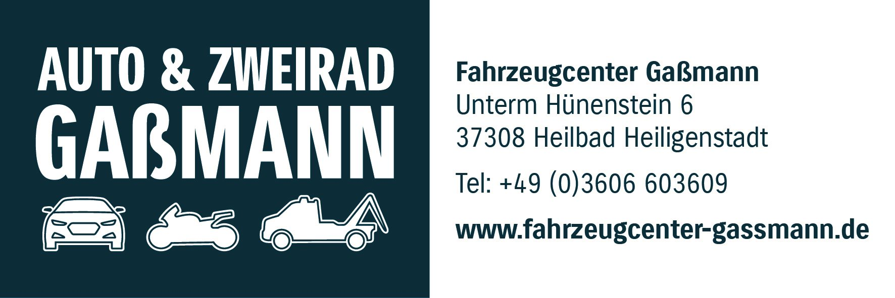 Fahrzeugcenter Gaßmann Logo