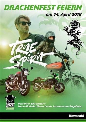 Motorthek Drachenfest - Samstag 14.4.2018
