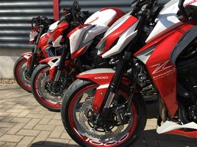 Saisonstart 2018 - Kawasaki Drachenfest & Suzuki Biker´s Day