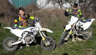 Wer bekommt vom Osterhasen  Motorräder?