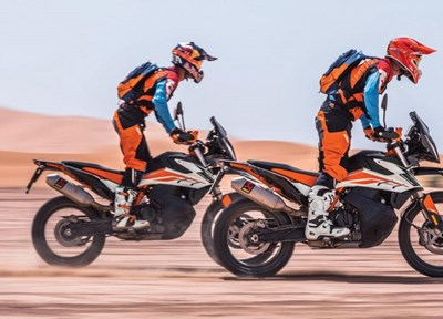 NOTICIAS EICMA 2017: NEW POWER GENERATION FOR KTM