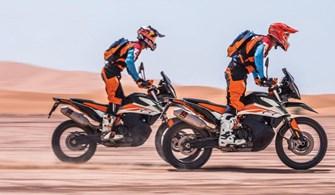 KTM 790 Adventure y Adventure R 2019