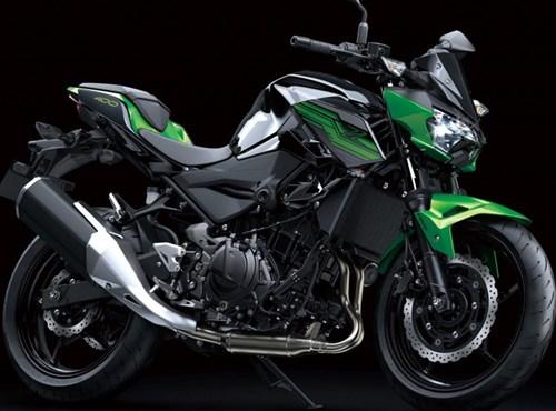 NOTICIAS Kawasaki Z400 2019