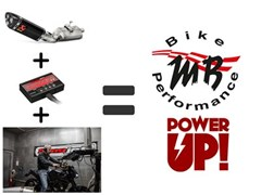 Detailansicht moto2 Power für die Straße: Triumph Street Triple 765 Power-Up-Paket!