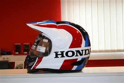 Africa Twin Adventure Helm