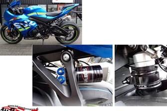 Bild zum Bericht: Suzuki GSX-R 1000: Wilbers Modifikationen erhältlich!
