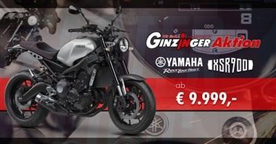 Yamaha Aktionen bei Zweirad Ginzinger 7mal in Österreich