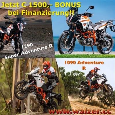 Aktion 1290 Super Adventure R und 1090 Adventure R Aktion 1290 Super Adventure R und 1090 Adventure R