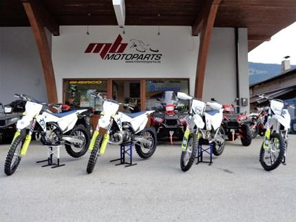 !!! HUSQVARNA Motocross / Enduro RANGE 2019 !!!  !!! HUSQVARNA MX / ENDURO RANGE 2019 !!! >>>PURE INTENSITY  Ab sofort könnt ihr bei uns die brandneuen Husqvarna Modelle 2019... Weiter >>